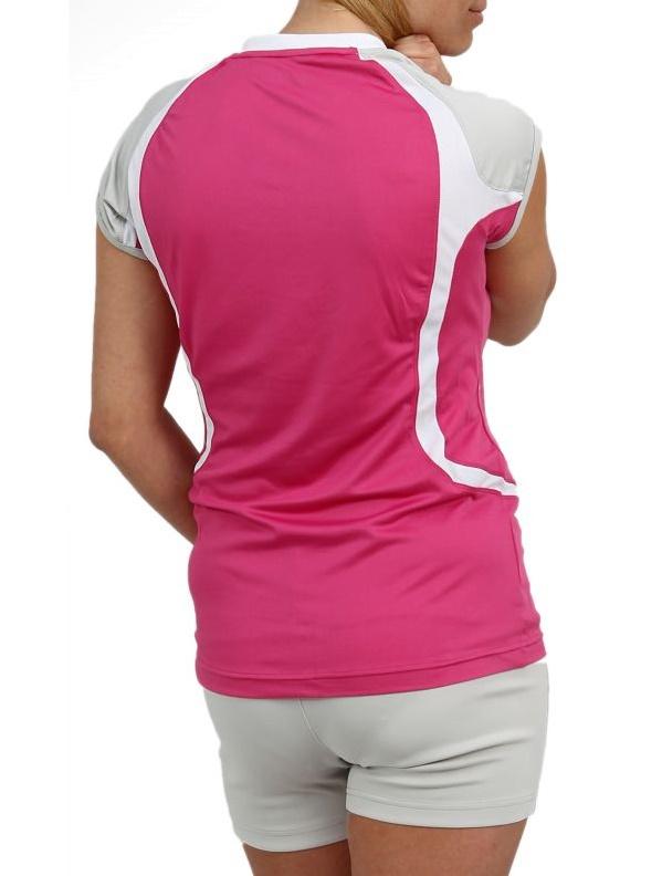Asics Set Area Lady форма волейбольная розовая