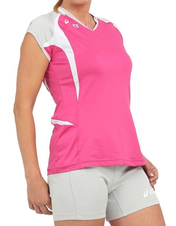 Asics Set Area Lady форма волейбольная розовая - 2