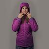 Nordski Motion теплый лыжный костюм женский iris-grey - 3