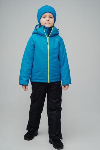 Nordski Kids Motion прогулочный лыжный костюм детский blue