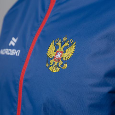 Nordski Light Patriot утепленная ветрозащитная куртка мужская