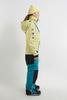 Cool Zone CRUSH комбинезон женский для сноуборда лимонный-волна - 3