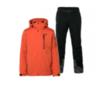 8848 Altitude Castor Wandeck горнолыжный костюм мужской red clay-black - 4