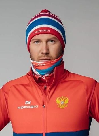 Nordski Bright лыжная шапка RUS
