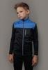 Nordski Jr Active лыжный жилет детский blue-black - 1