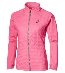 ASICS HYBRID женская куртка для бега ветрозащитная
