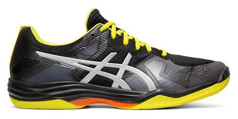 Asics Gel Tactic 2 кроссовки волейбольные мужские черные-серые