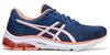 Asics Gel Pulse 11 кроссовки для бега женские синие-коралловые - 1