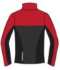 Nordski Active лыжная куртка мужская красная-черная - 4