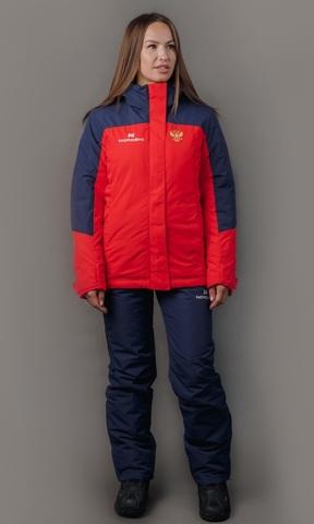 Nordski Mount RUS лыжная утепленная куртка женская