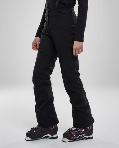 Горнолыжные брюки 8848 Altitude Poppy женские черные