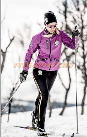 Лыжные Брюки Stoneham Warm up, женские - 2