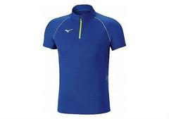 Mizuno Premium Jpn H/Z Tee мужская футболка для бега синяя