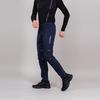 Nordski Premium разминочные лыжные брюки мужские blueberry - 2