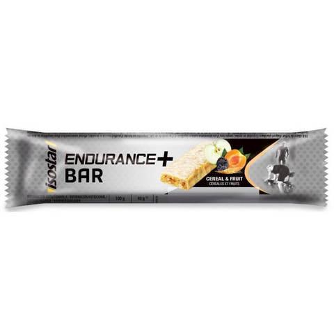 Isostar Endurance + Energy Sport Bar энергетический батончик фруктовый микс