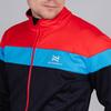 Nordski Drive лыжная куртка мужская black-red - 3