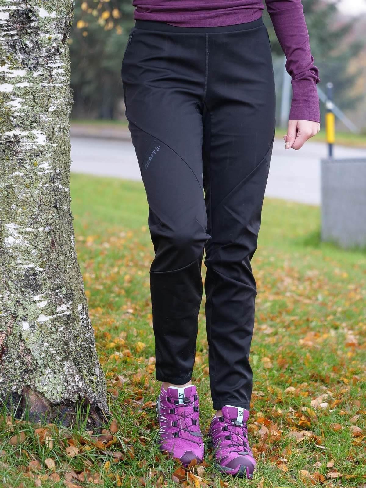 Craft Glide XC лыжные брюки женские черные - 5