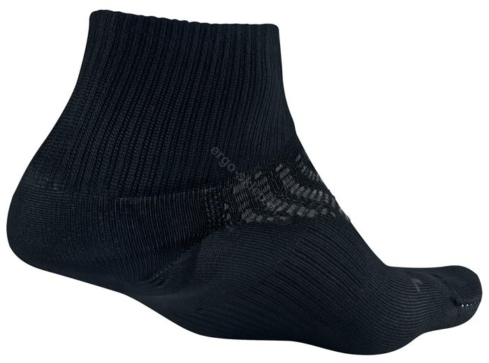 Носки Nike Running Socks чёрные - 2