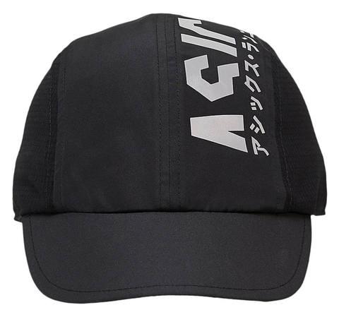 Asics Katakana Cap бейсболка черная