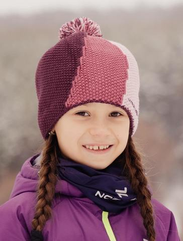 Nordski Knit лыжная шапка colour violet