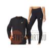 Asics Core костюм для бега женский черный - 1