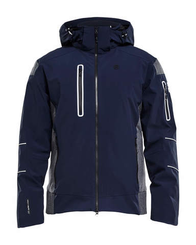 Горнолыжная куртка мужская 8848 Altitude GTS navy