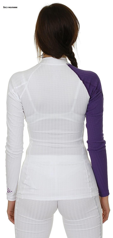 Термобелье Рубашка Craft Active Extreme женская фиолетовая - 3