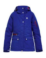 Горнолыжная куртка для девочек 8848 Altitude Molly blue