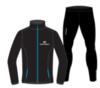 Nordski Motion Premium костюм для бега мужской Black - 1