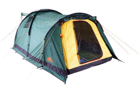 Alexika Nevada 4 кемпинговая палатка четырехместная