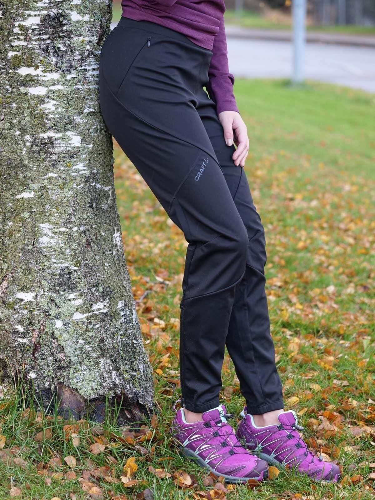 Craft Glide XC лыжные брюки женские черные - 6