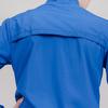 Nordski Jr Motion куртка для бега детская Vasilek-Dark blue - 3