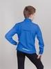Nordski Jr Motion куртка для бега детская Vasilek-Dark blue - 2
