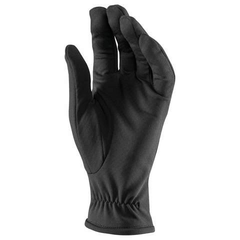 Mizuno Running Breath Thermo Glove перчатки черные