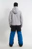 Cool Zone CODE сноубордический комбинезон мужской холодный серый-темно-синий - 4