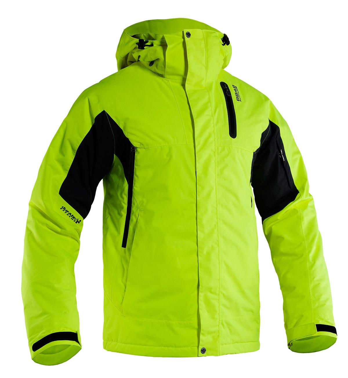 Горнолыжная Куртка 8848 Altitude Cooper Neon Yellow