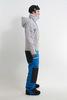Cool Zone CODE сноубордический комбинезон мужской холодный серый-темно-синий - 2