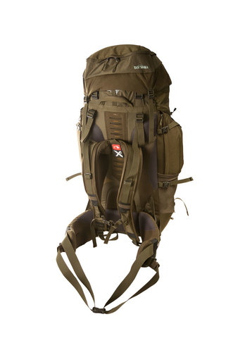 Tatonka Bison 120+15 туристический рюкзак olive