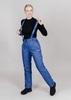 Nordski Premium утепленные лыжные брюки женские true blue - 1