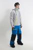 Cool Zone CODE сноубордический комбинезон мужской холодный серый-темно-синий - 3