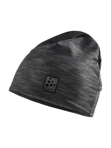 Craft Microfleece Ponytail шапка черная