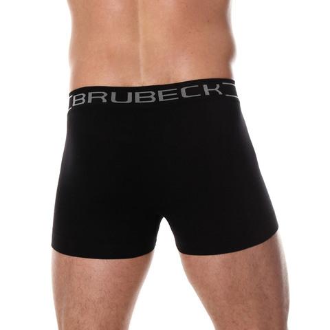Brubeck Comfort Boxer трусы-боксеры мужские черные