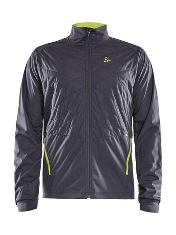 Craft Storm Balance лыжная куртка мужская grey