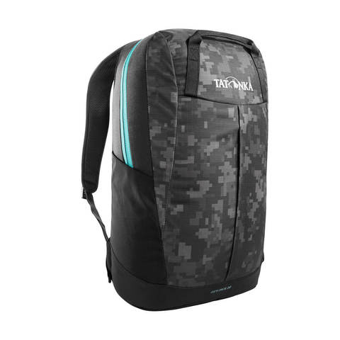 Tatonka City Pack 20 городской рюкзак black digi camo