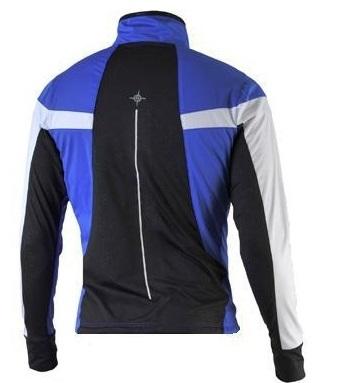 Лыжная куртка Noname Ultimate синяя - 3