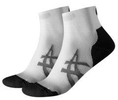 ASICS CUSHIONING SOCK беговые носки белые