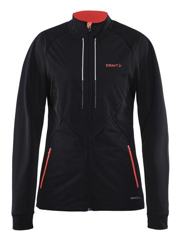 CRAFT STORM 2.0 женская лыжная куртка черная