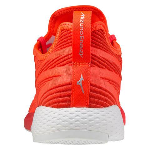 Mizuno Wave Aero 19 кроссовки для бега мужские красные