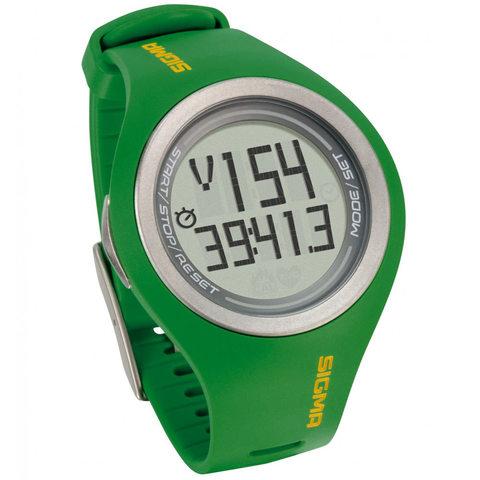 Sigma PC-22.13 спортивные часы green