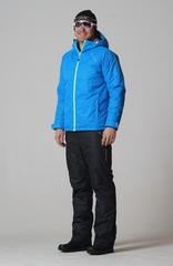 Nordski Motion детский утепленный костюм blue-black